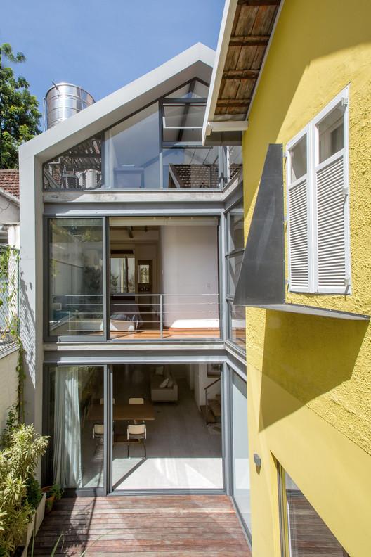 Casa em Humaitá / Baumann Arquitetura, © André Nazareth