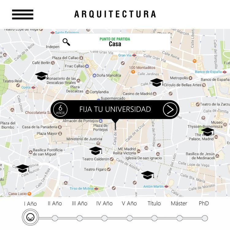 Estudiar Arquitectura no es ni Uber ni Netflix, © Nicolás Valencia