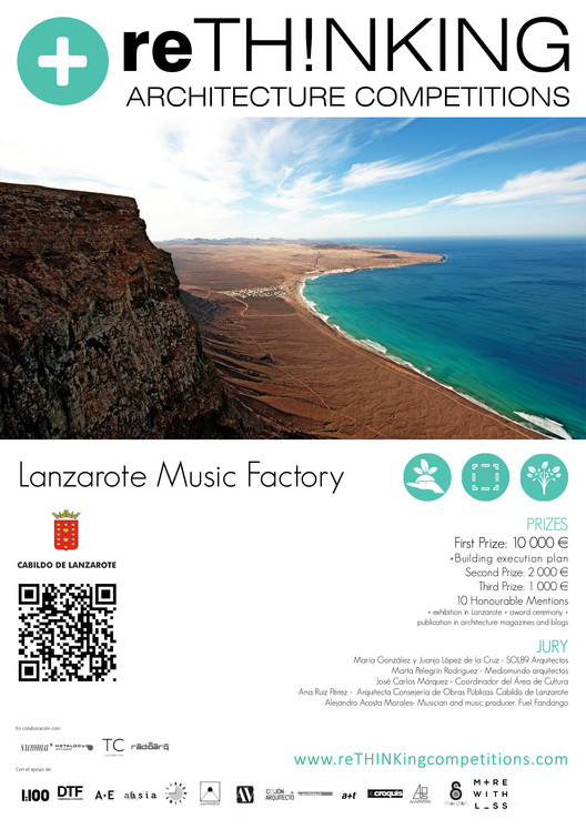 Lanzarote Music Factory, Lanzarote Music Factory