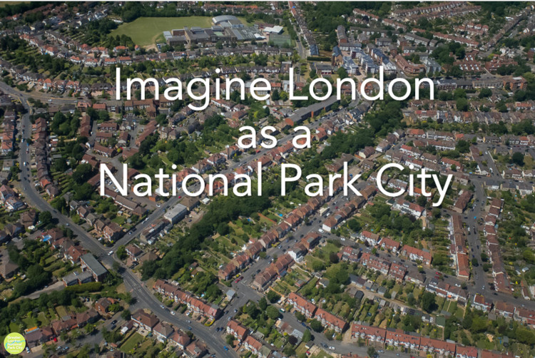 Open Call: Imagine London as a National Park City, Imagine London as a National Park City