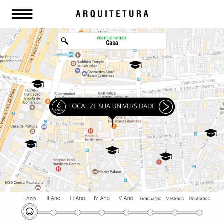 Estudar Arquitetura não é como o Uber ou o Netflix, © Nicolás Valencia