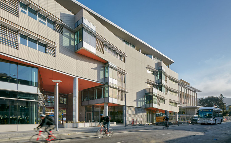 Lower Sproul Redevelopment / Moore Ruble Yudell Architects and Planners, © Bruce Damonte