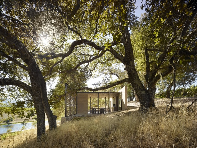 Quintessa Pavilions Walker Warner Architects Archdaily