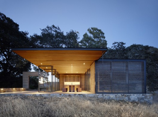 Quintessa Pavilions / Walker Warner Architects