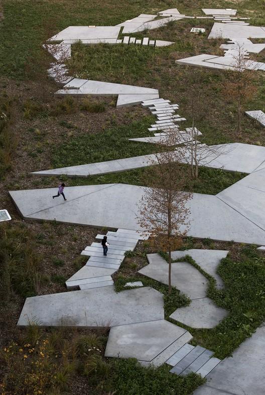 Chausson's Garden / Ateliers 2/3/4/, © Clément Guillaume