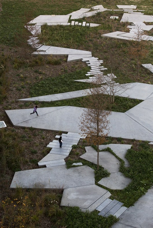Jardín de Chausson / Ateliers 2/3/4/, © Clément Guillaume