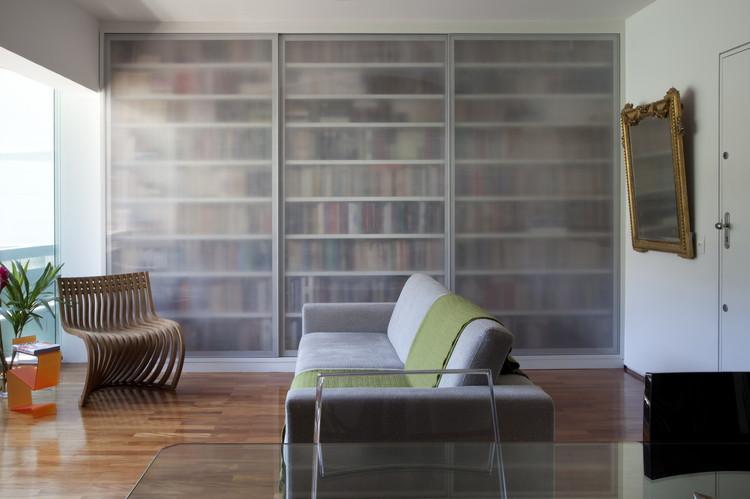 Apartamento Santos Dumont  / Ateliê de Arquitetura, © Andre Nazareth