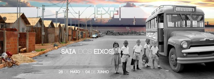 EREA EIXOS - XXX Encontro Regional de Estudantes de Arquitetura e Urbanismo, Montagem feita pela Diretoria de Comunicação do EREA EIXOS