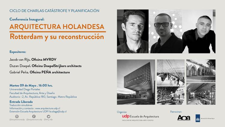 Arquitectura holandesa: Rótterdam y su reconstrucción