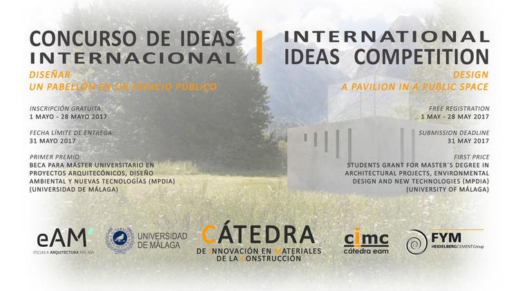 II Concurso de Ideas Internacional Cátedra CIMC, II Concurso de Ideas Internacional Cátedra CIMC