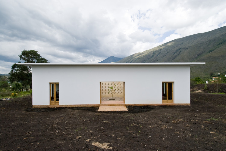 Villa de Leyva House / Guillermo Fischer, Cortesía de Guillermo Fischer
