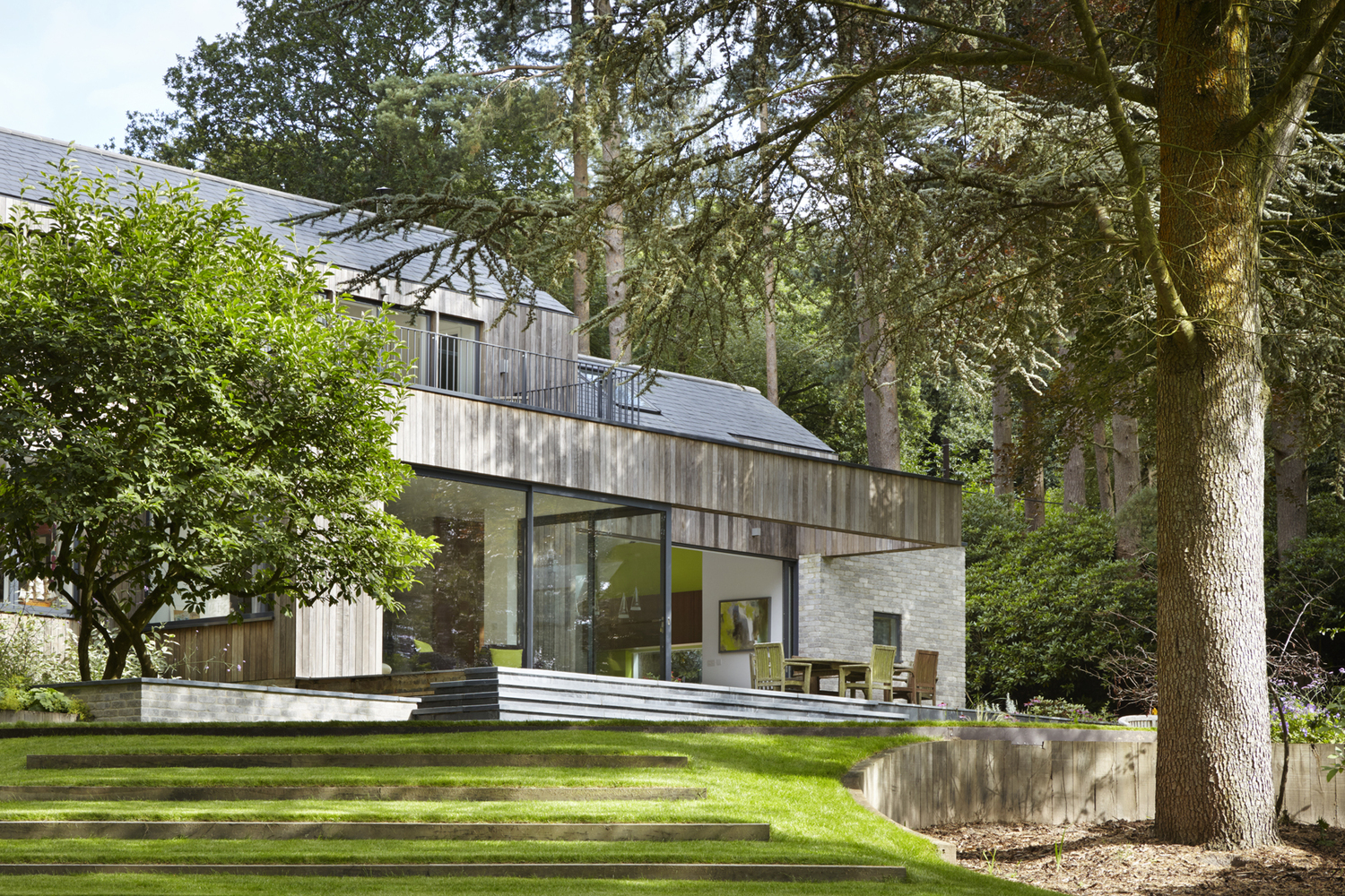 House In The Woods Part - 27: House In The Woods,© Jack Hobhouse