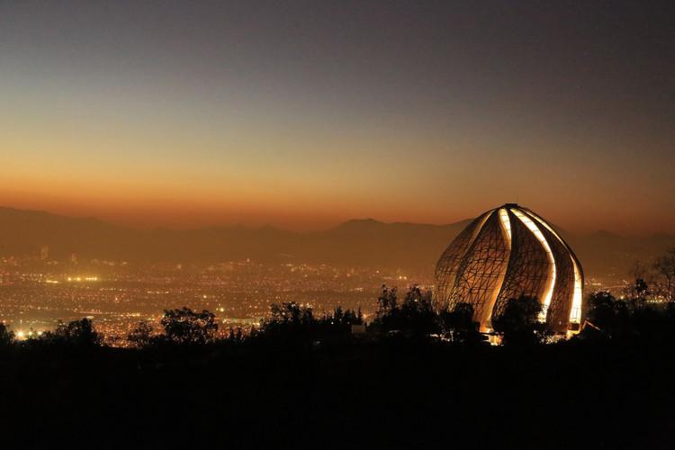 TED Talk: Arquiteto do Templo Bahá'í no Chile fala sobre o projeto de espaços sagrados, © Vanessa Guillen