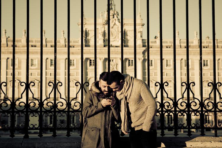 Madrid negociará con Airbnb la regulación del alquiler turístico, Palacio Real de Madrid. Image © Hernán Piñera [Flickr], bajo licencia CC BY-SA 2.0