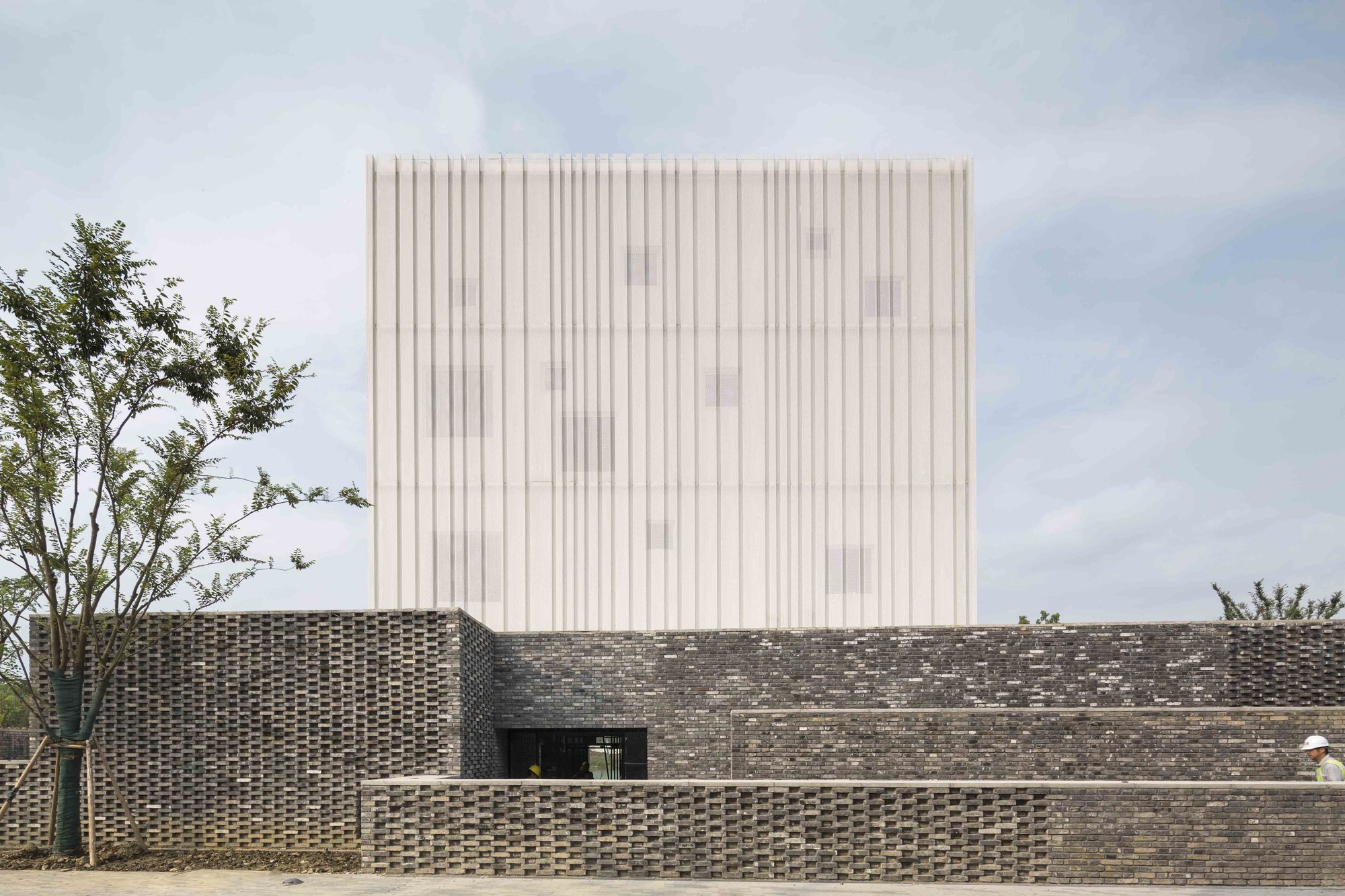 Suzhou chapel neri&hu design and research office archdaily