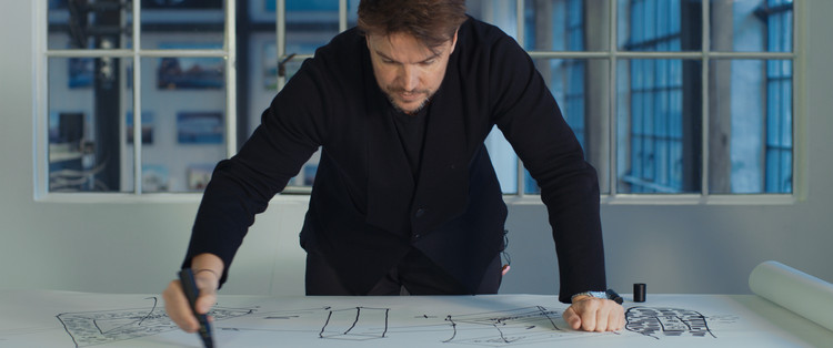 BIG Changes on the Horizon for Bjarke Ingels and His Firm, Courtesy of DOXBIO