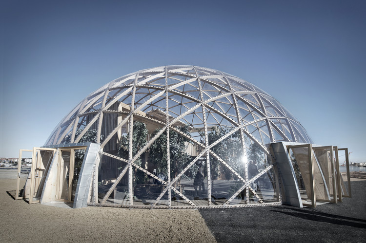Dome Of Visions 3 0 Atelier Kristoffer Tejlgaard Archdaily