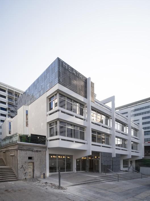 Cultural center + Theatre / PAnnetier Architecture, Courtesy of PAnnetier Architecture
