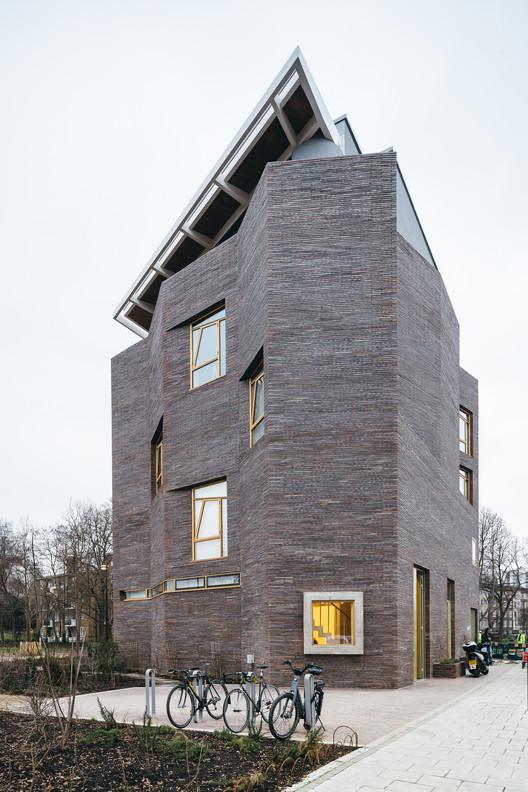 Cabinet Gallery / Trevor Horne Architects, © Tim Crocker