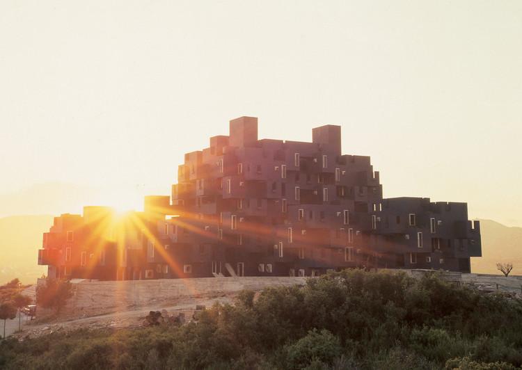 Clásicos de Arquitectura: El castillo de Kafka / Ricardo Bofill Taller de Arquitecturas, © Ricardo Bofill