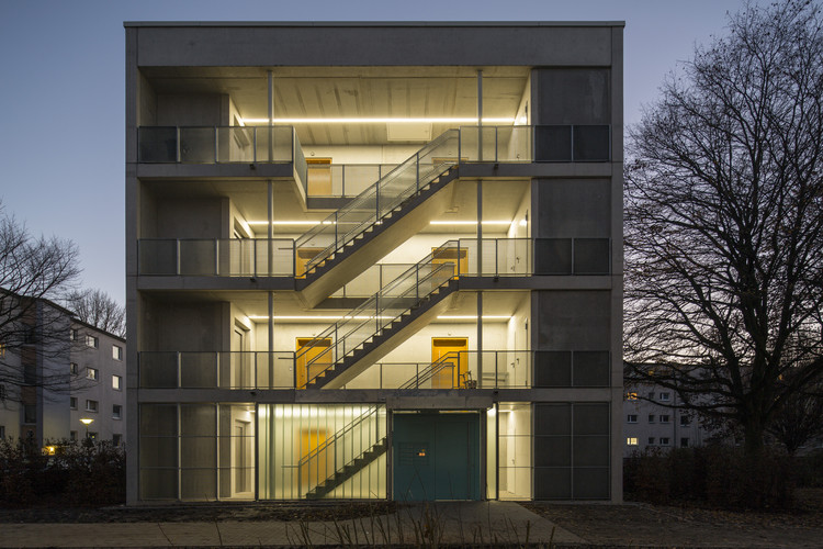 Bremer Punkt / Lin Architects Urbanists, © Nikolai Wolff