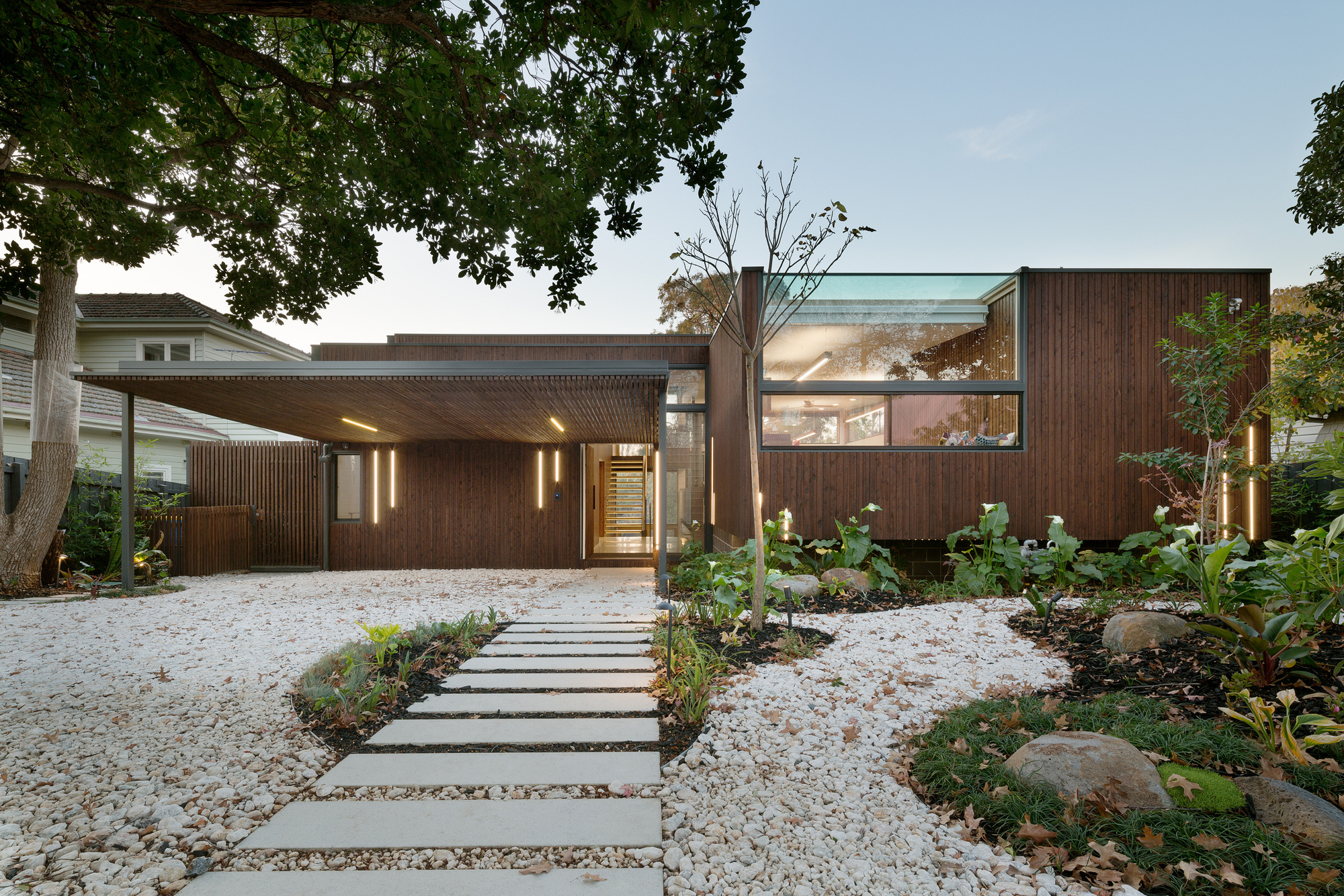 Gallery of trail house zen architects 1 for Architecture zen