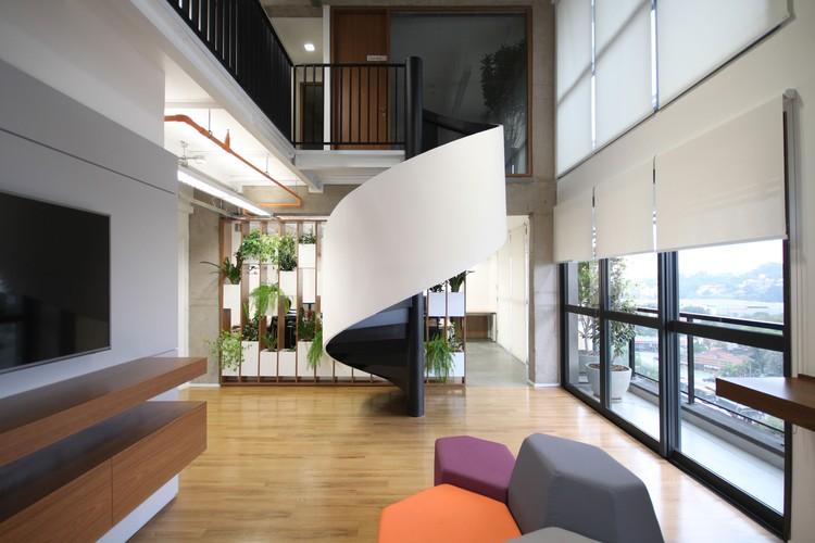 Via Consulting  / DMDV arquitetos, © Renato Dalla Marta