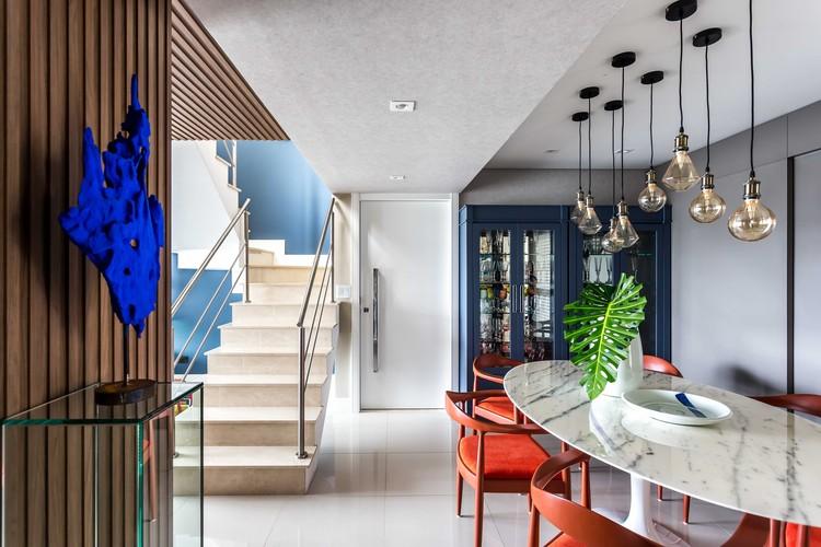 Apartamento Tropicália  / Talita Nogueira Arquitetura, © Eduardo Macarios