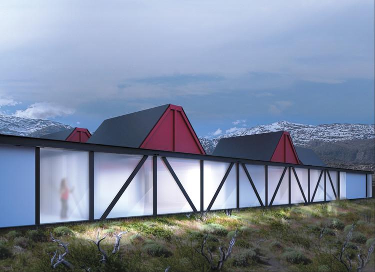 B+V Arquitectos + CHEB Arquitectos + Arquicon diseñarán equipamientos educacionales de emergencia en Chile, Cortesía de B+V Arquitectos + CHEB Arquitectos + Arquicon