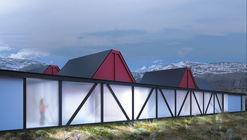 B+V Arquitectos + CHEB Arquitectos + Arquicon diseñarán equipamientos educacionales de emergencia en Chile