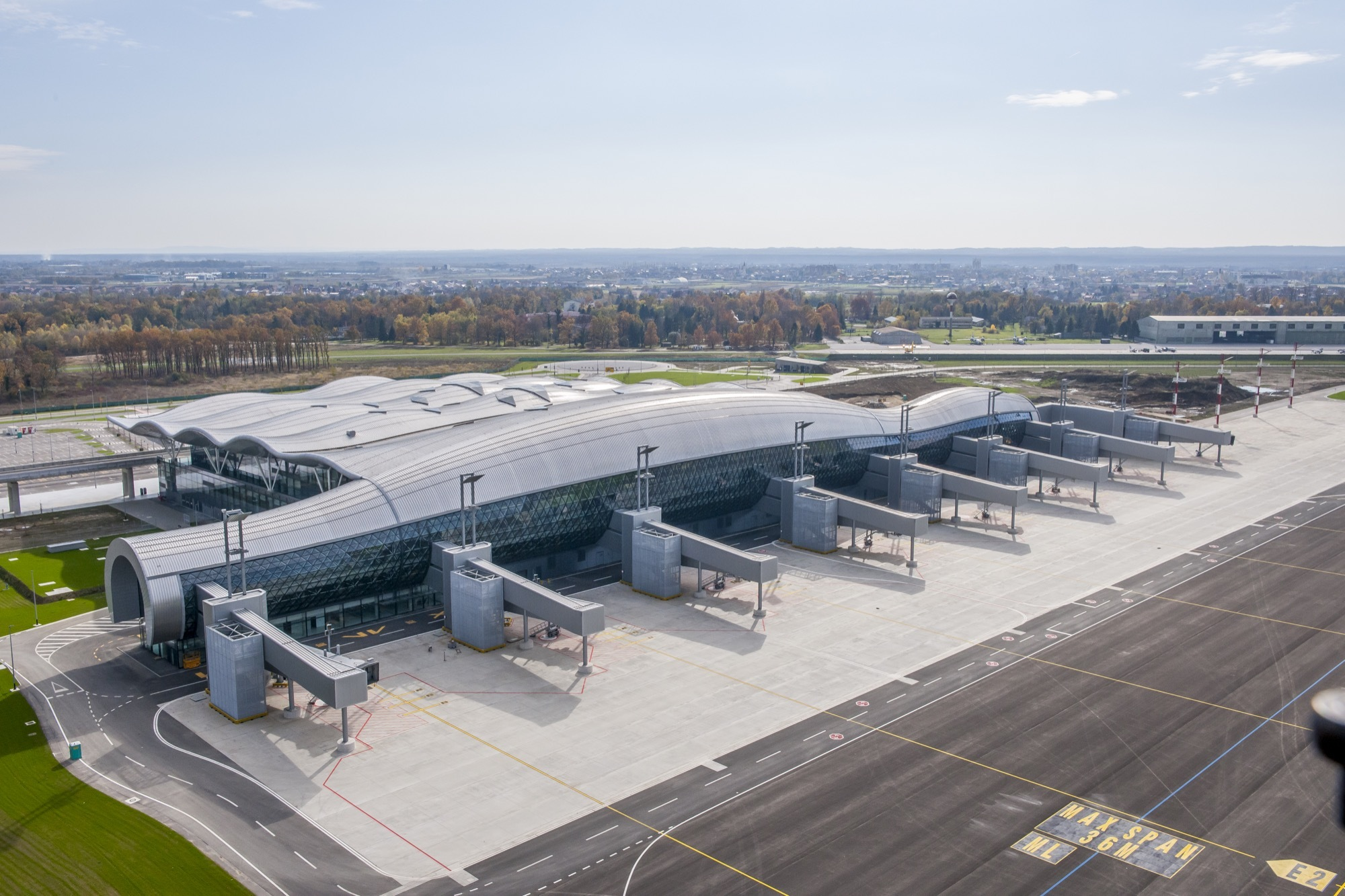 Gallery Of Zagreb Airport Kincl Neidhardt Institut Igh 2