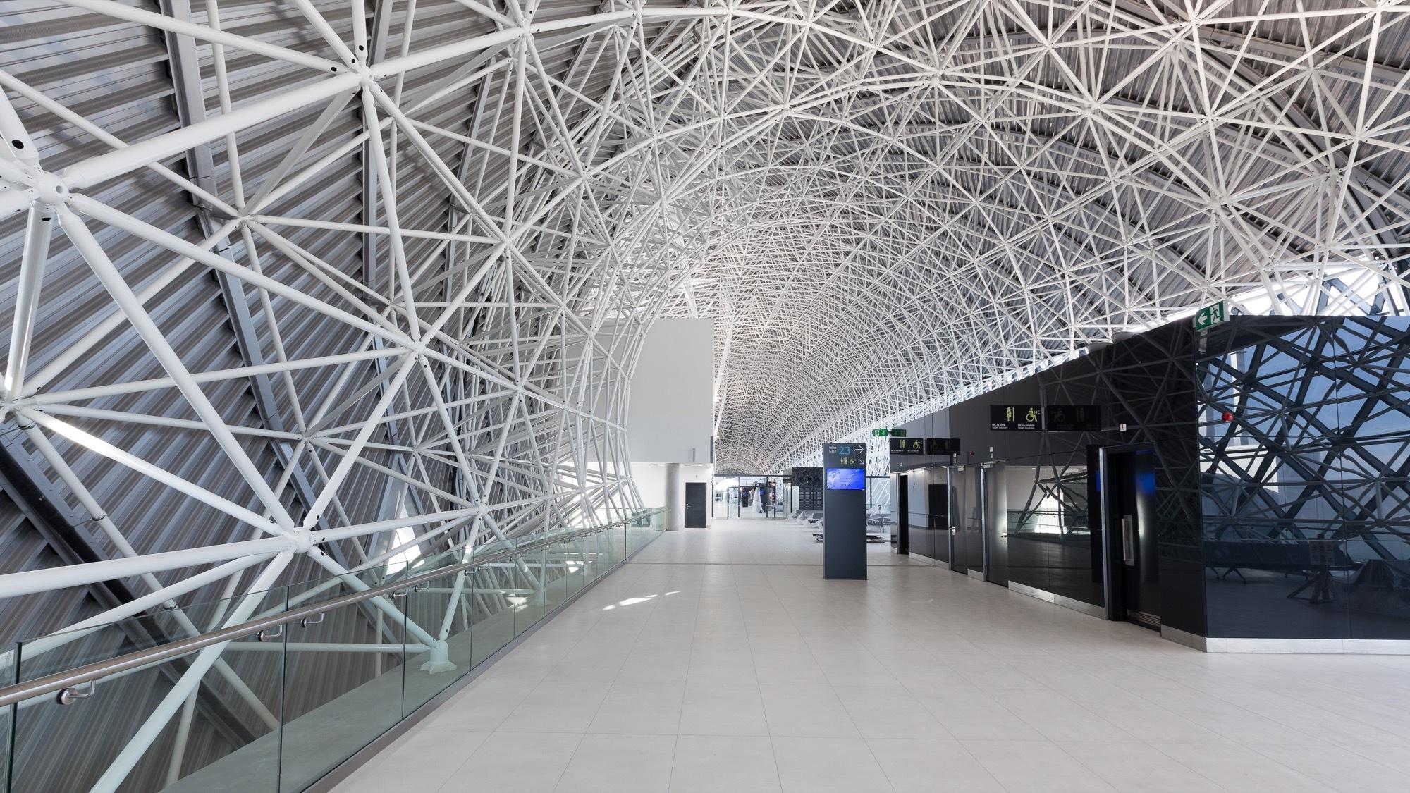 Aeropuerto De Zagreb Kincl Neidhardt Institut Igh