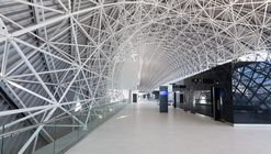 Zagreb Airport / Kincl + Neidhardt + Institut IGH