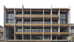 Bulgaria 533 / Dellekamp Arquitectos