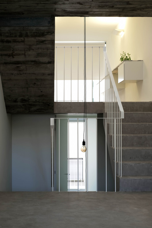Stair (case) / Martins Architecture Office, © Carlos Lobo