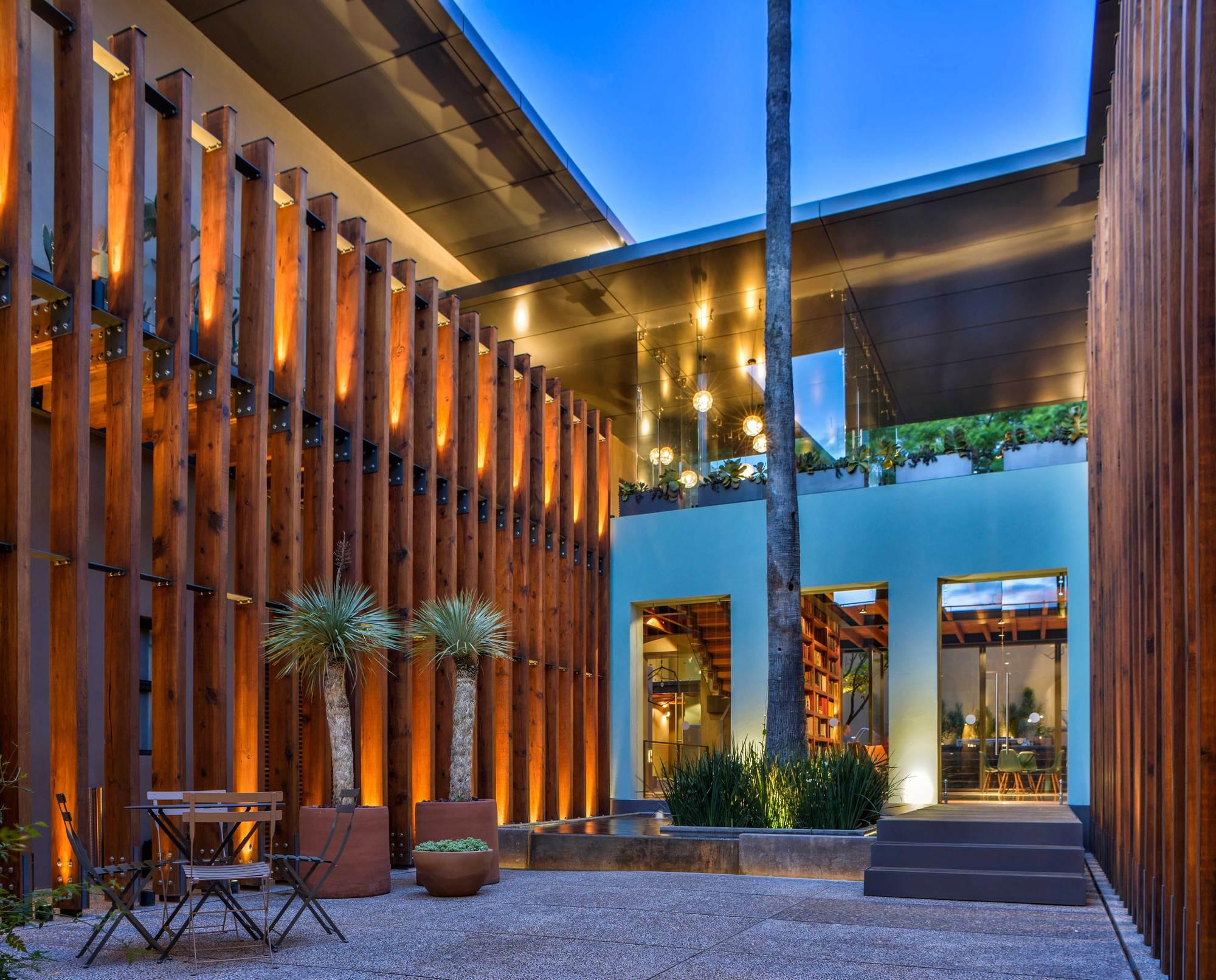 Galer a de hotel criol miguel concha arquitectura 11 for Hotel luxury queretaro
