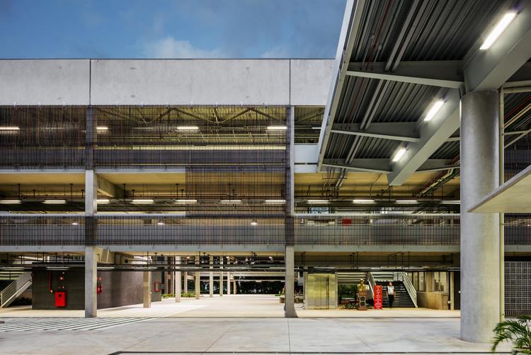 Entrega do Prêmio APCA 2016 acontecerá no dia 15 de maio no Theatro Municipal de SP, Escola Senai, projeto NPC Grupo Arquitetura, projeto vencedor na categoria Obra de Arquitetura. Foto: Nelson Kon.
