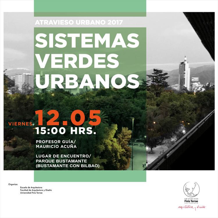 Atravieso urbano: sistemas verdes urbanos