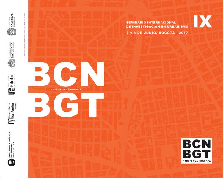 IX Seminario Internacional de Investigación en Urbanismo, Taller de medios, Facultad de Arquitectura y Diseño, Universidad de los Andes