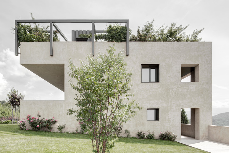 Casa H / bergmeisterwolf architekten, © Gustav Willeit