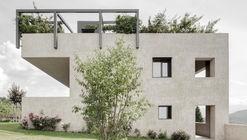 Cut Out, House H / bergmeisterwolf architekten