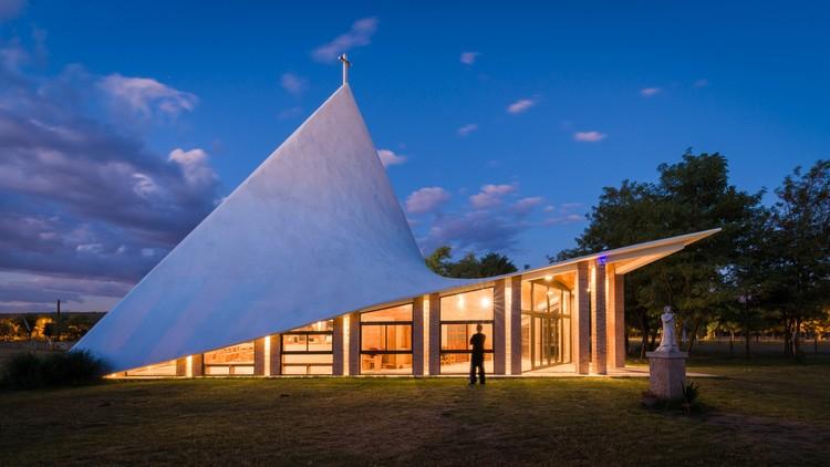 Saint Father Brochero Chapel / Federico Ochoa, © Gonzalo Viramonte