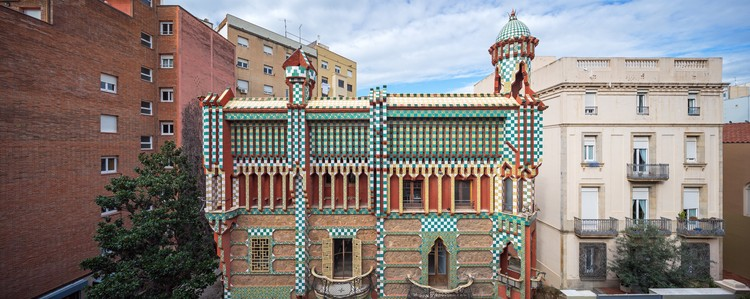 Gaudí's First-Ever House to Open as a Museum Following Major Restoration, © Casa Vicens, Barcelona 2017. Photo by: Pol Viladoms