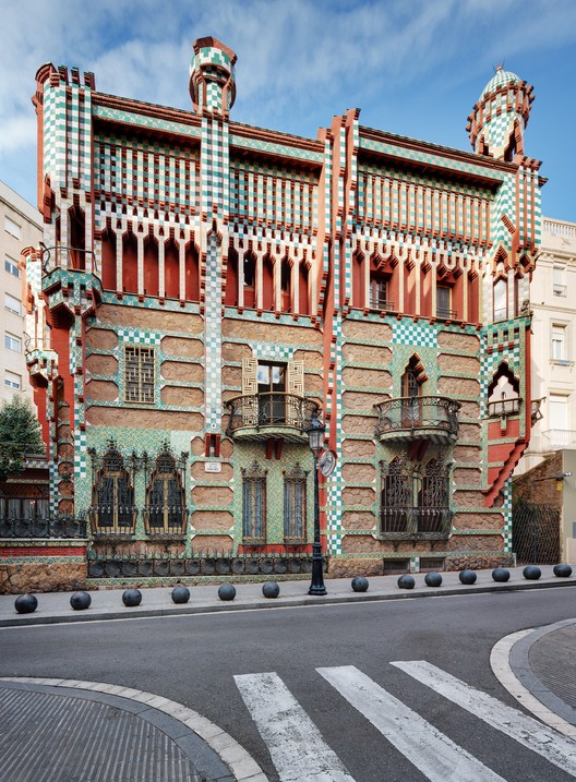 Gaudí's First-Ever House to Open as a Museum Following Major Restoration