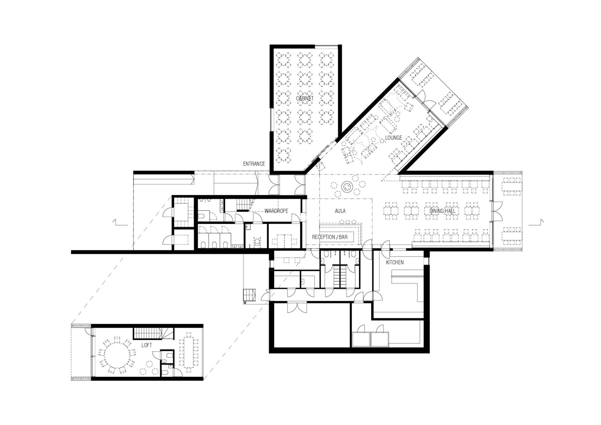 Gallery Of Arctic Treehouse Hotel Studio Puisto 40