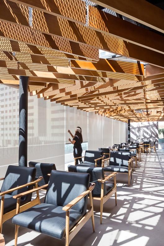 Restaurante Norton / BLOCO Arquitetos, © Haruo Mikami