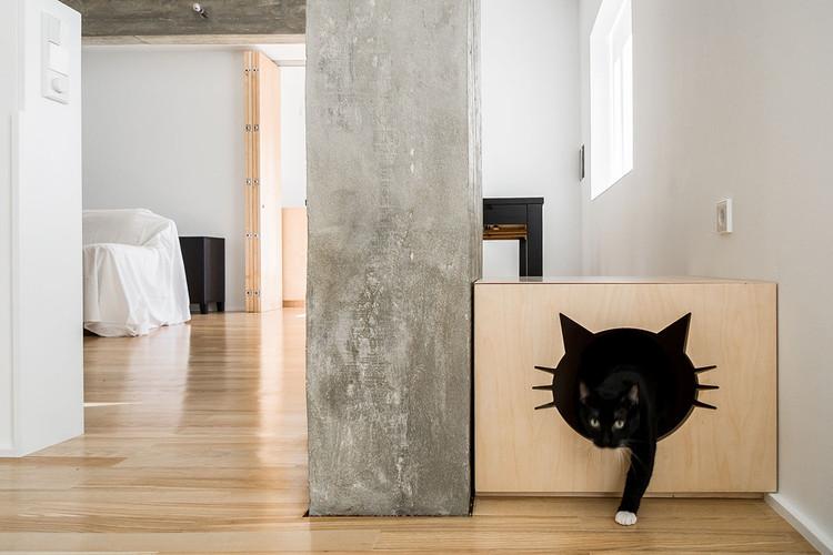 Apartamento Odivelas  / Miguel Marcelino, © Archive Miguel Marcelino