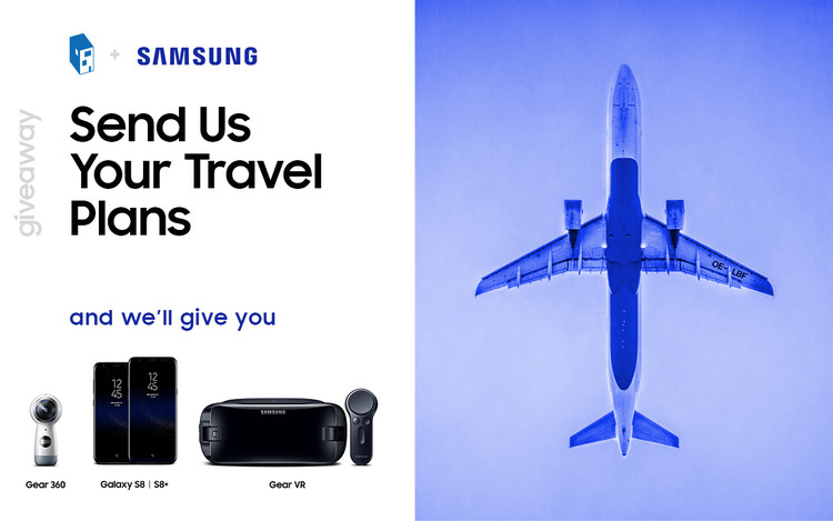 Architecture Gear Giveaway: Complete Samsung 360 Set