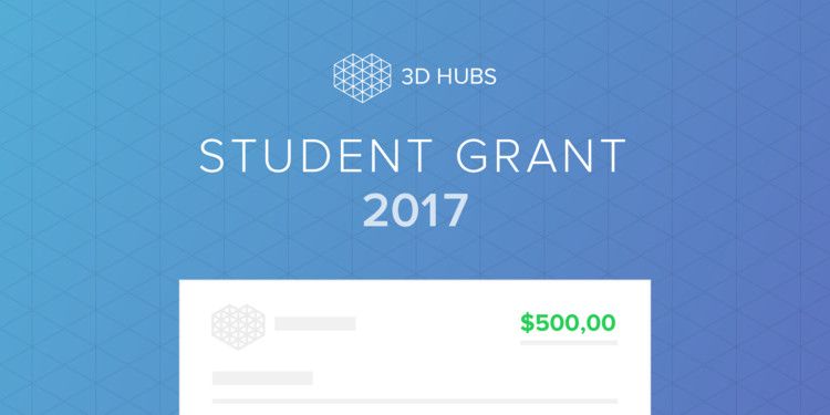 3D Hubs Architecture Student Grant