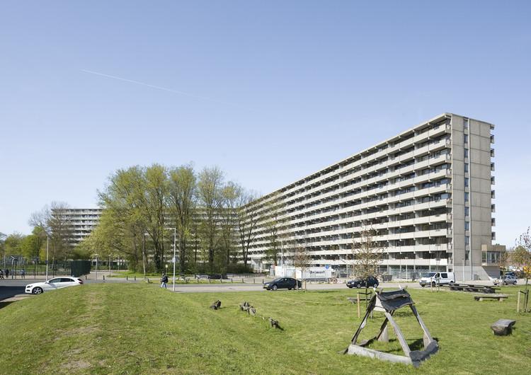 deFlat, proyecto de NL architects y XVW architectuur es ganador del Mies van der Rohe Award 2017, DeFlatKleiburg /  NL architects + XVW architectuur. Image © Marcel van der Burg